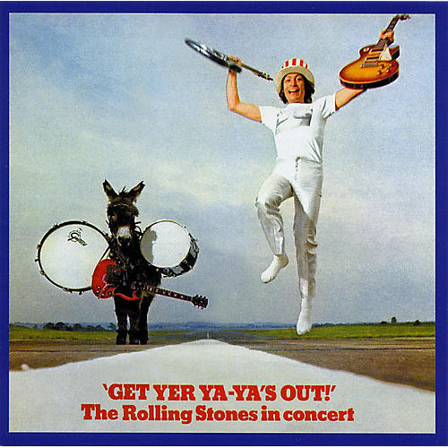 Alliance The Rolling Stones - Get Your Ya Ya's Out