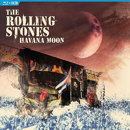 Universal Music Group The Rolling Stones - Havana Moon [Blu-ray/2 CD Combo]