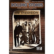 Alfred The Rolling Stones - Lyric & Chord Songbook
