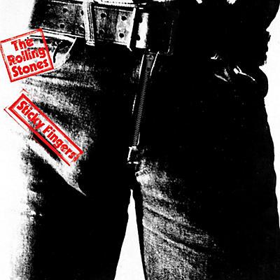 The Rolling Stones - Sticky Fingers Vinyl LP