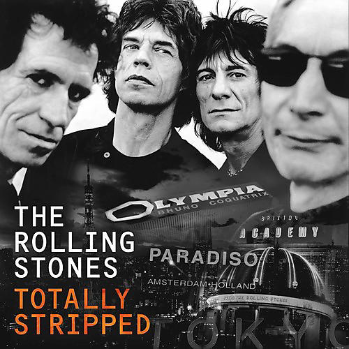 Alliance The Rolling Stones - Totally Stripped