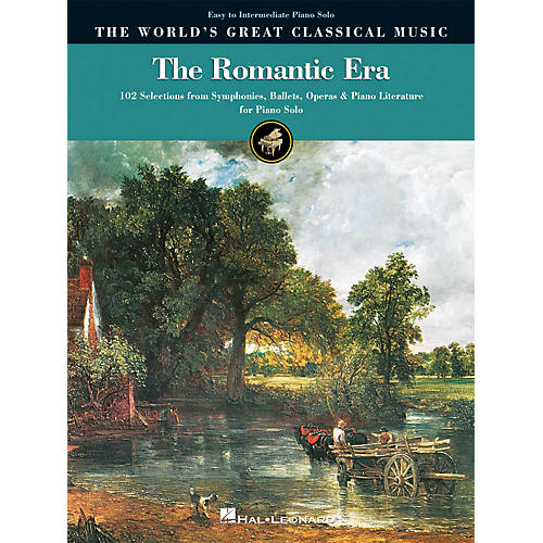 Hal Leonard The Romantic Era World's Greatest Classical Music Series Composed by Various