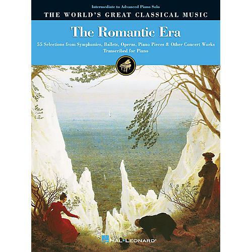 Hal Leonard The Romantic Era World's Greatest Classical Music Series Edited by Richard Walters