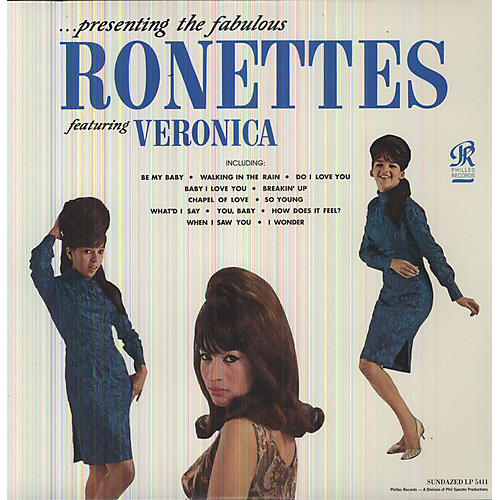 Alliance The Ronettes - Presenting the Fabulous Ronettes