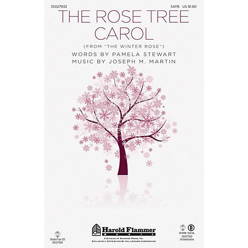 Shawnee Press The Rose Tree Carol (from The Winter Rose) Studiotrax CD Arranged by Joseph M. Martin