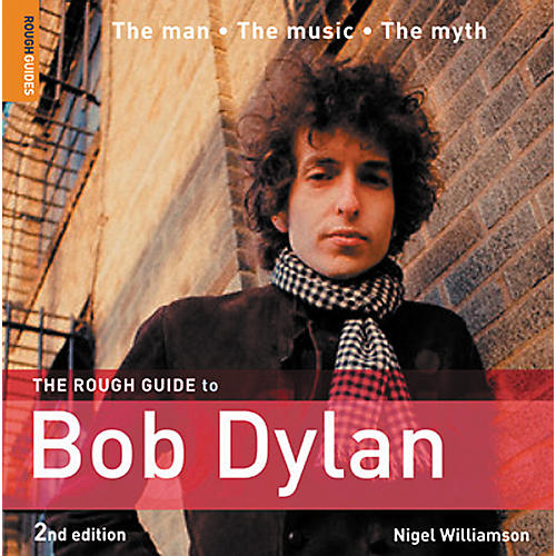 Penguin Books The Rough Guide To Bob Dylan Book