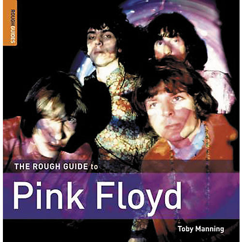 Penguin Books The Rough Guide To Pink Floyd Book