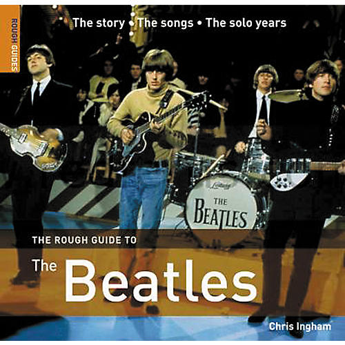 Penguin Books The Rough Guide To The Beatles Book