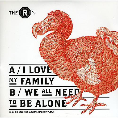 Alliance The R's - I Love My Family