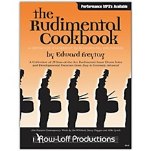 Row-Loff The Rudimental Cookbook (Book/Online Audio)