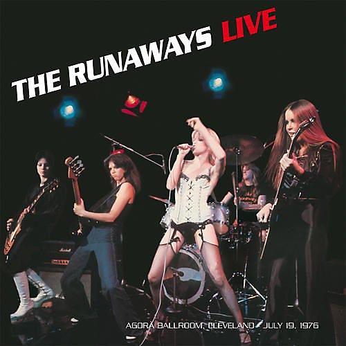 Alliance The Runaways - Live: Agora Ballroom - Cleveland July 19,1976