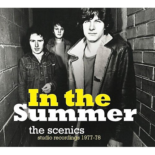 Alliance The Scenics - In the Summer: Studio Recordings 1977/78