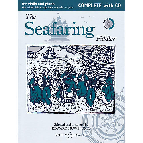 Boosey and Hawkes The Seafaring Fiddler (Complete Edition with CD) Boosey & Hawkes Chamber Music Series Softcover with CD