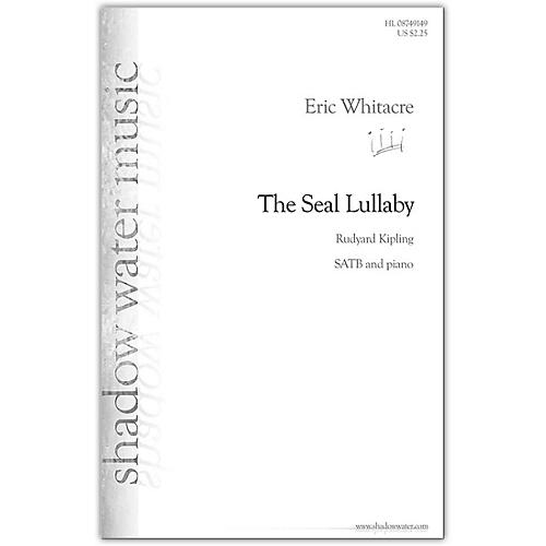 Hal Leonard The Seal Lullaby SATB