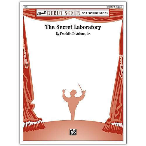 Alfred The Secret Laboratory Conductor Score 1.5 (Easy)