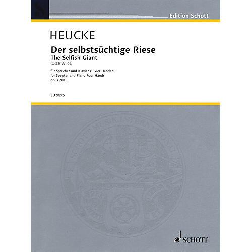 Schott The Selfish Giant (Der Selbstsüchtige Riese) 1994/2002 Schott Series