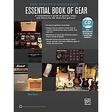 Alfred The Serious Guitarist Essential Book of Gear Book & CD
