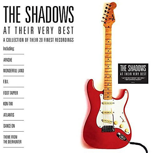 Alliance The Shadows - At Their Very Best: The Shadows