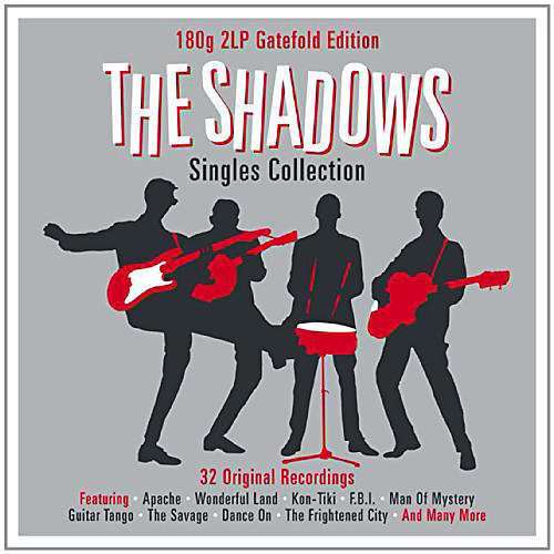 Alliance The Shadows - Singles Collection