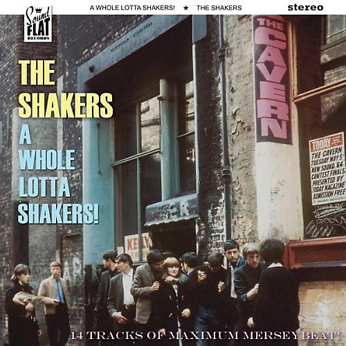 Alliance The Shakers - Whole Lotta Shakers!