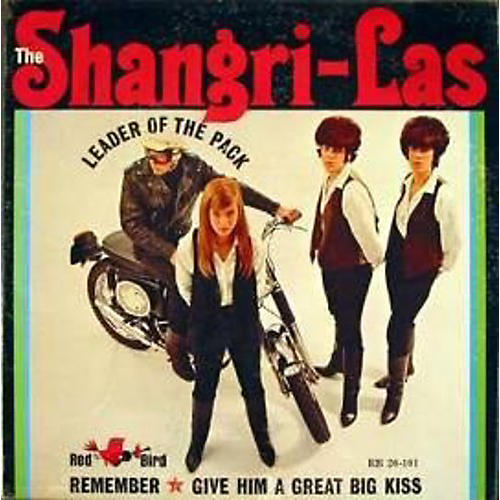 Alliance The Shangri-Las - Leader of the Pack