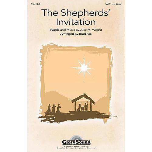 Shawnee Press The Shepherds' Invitation SATB arranged by Brad Nix