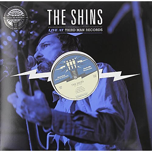 Alliance The Shins - Live at Third Man Records 10-8-2012