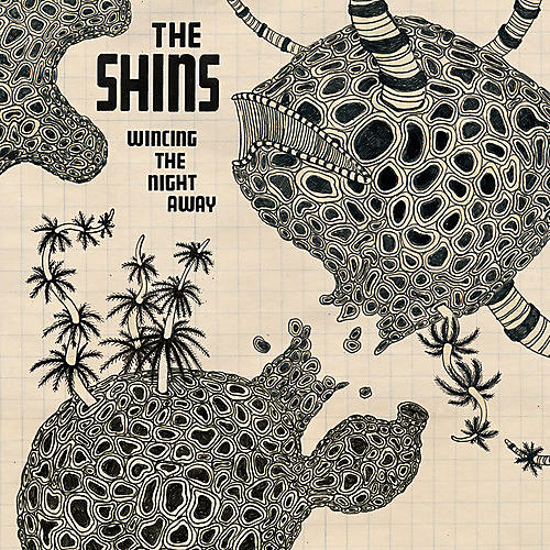 Alliance The Shins - Wincing the Night Away