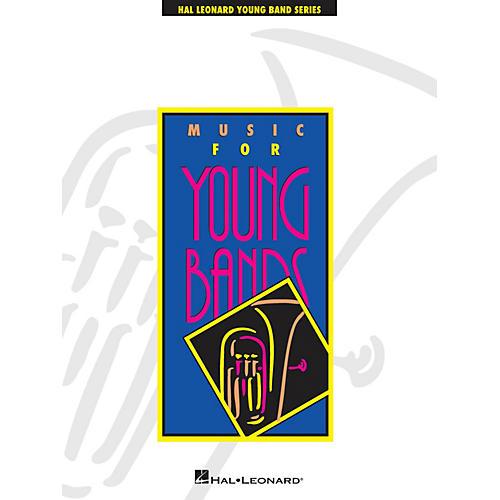 Hal Leonard The Sinfonians Concert Band Level 3 Arranged by Jay Bocook