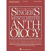 Hal Leonard The Singer's Musical Theatre Anthology - Volume 3