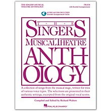 Hal Leonard The Singer's Musical Theatre Anthology: 20 Trios for Various Voice Combinations Book/Audio Online