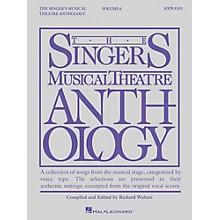 Hal Leonard The Singer's Musical Theatre Anthology: Soprano - Volume 6