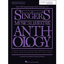 Hal Leonard The Singer's Musical Theatre Anthology Soprano 16 Bar Audition