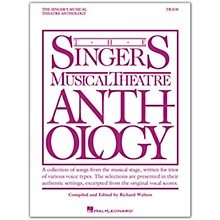 Hal Leonard The Singer's Musical Theatre Anthology Trios