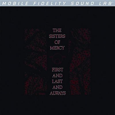 The Sisters of Mercy - First & Last & Always
