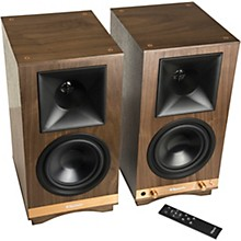 Open Box Klipsch The Sixes Powered Speakers