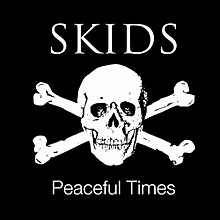 The Skids - Peaceful Times (White Colored Vinyl)