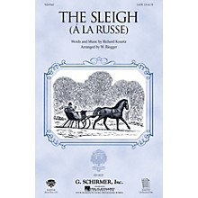 G. Schirmer The Sleigh (À La Russe) SA Composed by Richard Kountz