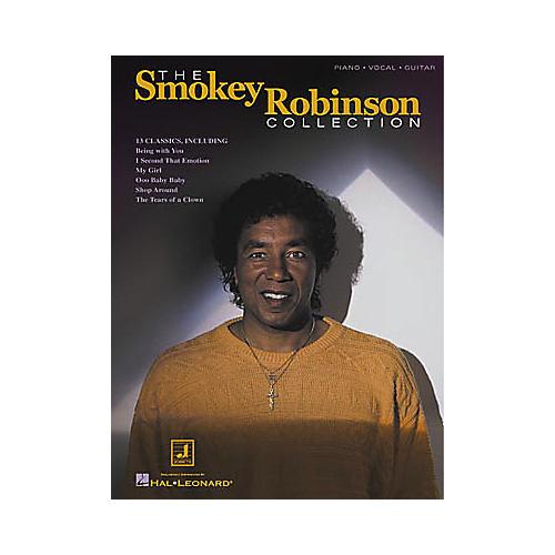 Hal Leonard The Smokey Robinson Collection Piano/Vocal/Guitar Artist Songbook