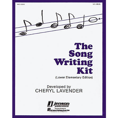 Hal Leonard The Song Writing Kit Book
