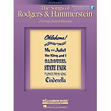 Hal Leonard The Songs Of Rodgers And Hammerstein for Soprano Voice - Book/CD