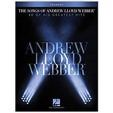 Hal Leonard The Songs of Andrew Lloyd Webber for Trumpet Instrumental Songbook