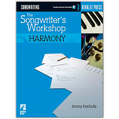 Hal Leonard The Songwriters Workshop Harmony Book/Online Audio