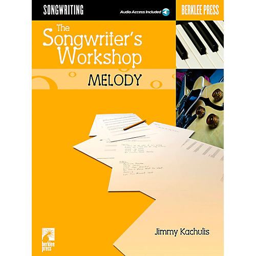 Berklee Press The Songwriter's Workshop: Melody (Book/CD)