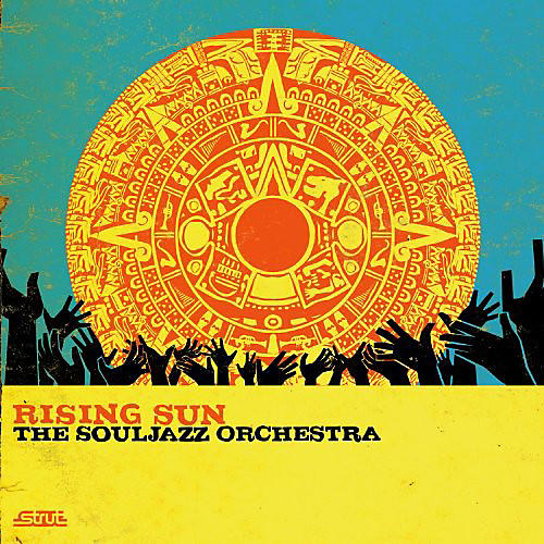Alliance The Souljazz Orchestra - Rising Sun