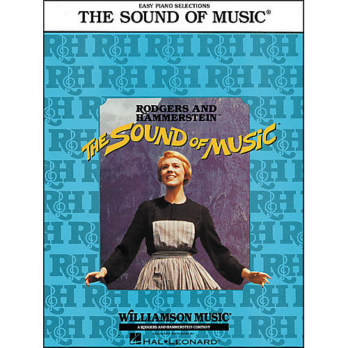 Hal Leonard The Sound Of Music Selections for Easy Piano