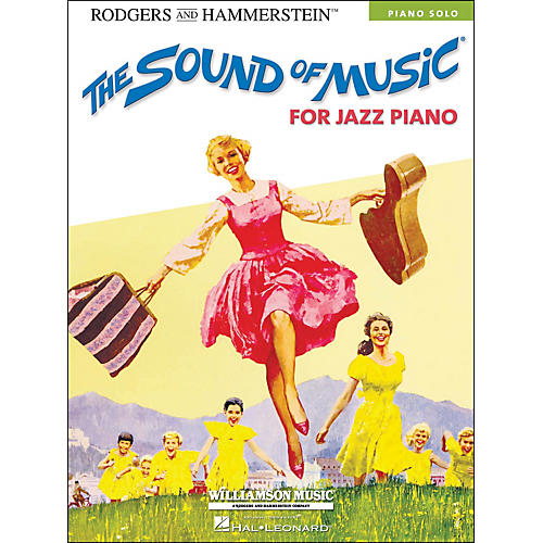 Hal Leonard The Sound Of Music for Jazz Piano