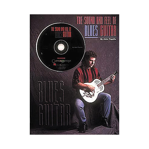 Hal Leonard The Sound and Feel of Blues Guitar (Book and CD Package)