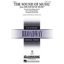 Hal Leonard The Sound of Music TTBB Arranged by Clay Warnick