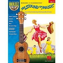 Hal Leonard The Sound of Music (Ukulele Play-Along Volume 9) Ukulele Play-Along Series Softcover with CD